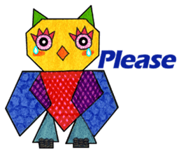 OWL Museum 7 sticker #6761430
