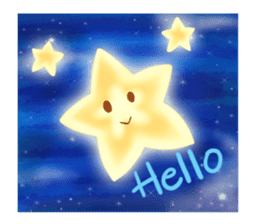 Lovely Star & Constellation sticker #6762768