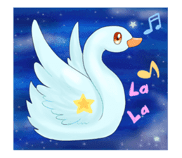 Lovely Star & Constellation sticker #6762785