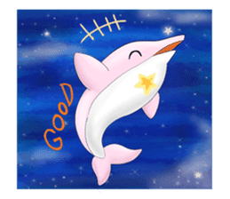Lovely Star & Constellation sticker #6762787