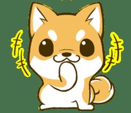 Japanese Shiba Inu tan 2 sticker #6775610