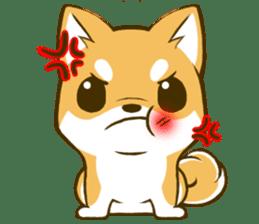 Japanese Shiba Inu tan 2 sticker #6775632