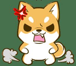 Japanese Shiba Inu tan 2 sticker #6775633