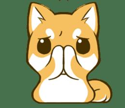 Japanese Shiba Inu tan 2 sticker #6775645