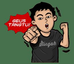 Bangkawarah sticker #6776132
