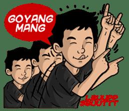 Bangkawarah sticker #6776153
