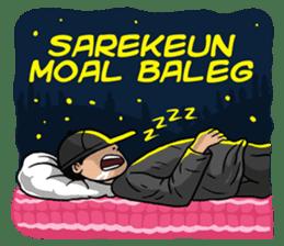 Bangkawarah sticker #6776167