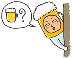 Beerjaa : All I need is Beer sticker #6777372