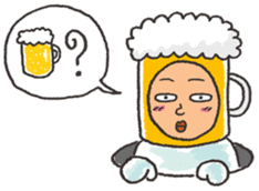 Beerjaa : All I need is Beer sticker #6777373