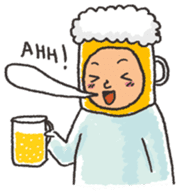 Beerjaa : All I need is Beer sticker #6777390