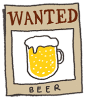Beerjaa : All I need is Beer sticker #6777403