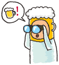 Beerjaa : All I need is Beer sticker #6777407