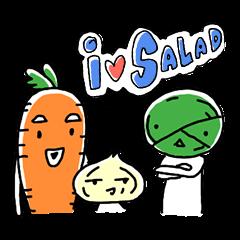 i salad