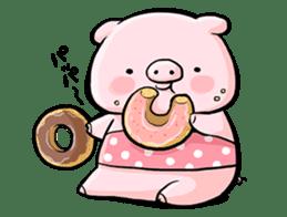 Passan the pig sticker #6782288