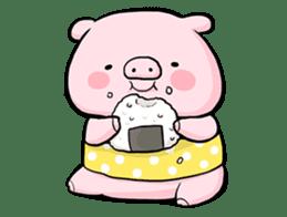 Passan the pig sticker #6782292