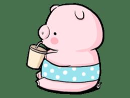 Passan the pig sticker #6782293