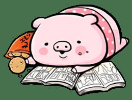 Passan the pig sticker #6782295