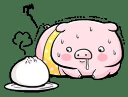 Passan the pig sticker #6782298