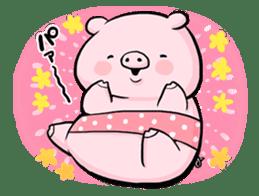 Passan the pig sticker #6782307
