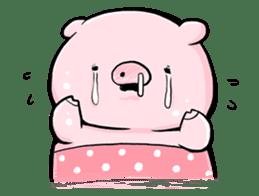 Passan the pig sticker #6782309
