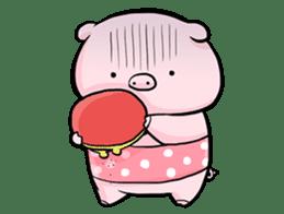 Passan the pig sticker #6782315