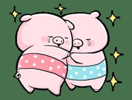 Passan the pig sticker #6782319