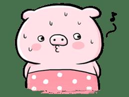 Passan the pig sticker #6782320
