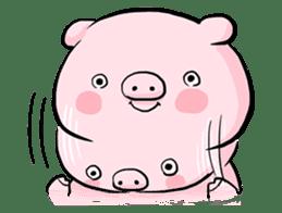 Passan the pig sticker #6782323