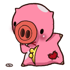 BUTAJI,the Piggy Purse
