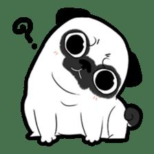 A PUG LIFE sticker #6794809