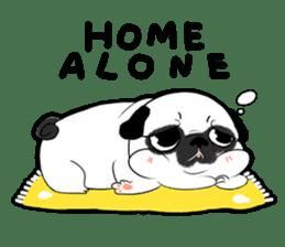 A PUG LIFE sticker #6794813