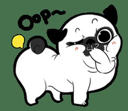 A PUG LIFE sticker #6794818