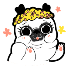 A PUG LIFE sticker #6794819