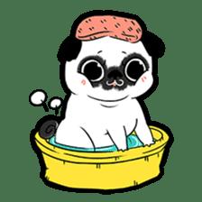 A PUG LIFE sticker #6794831