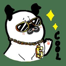 A PUG LIFE sticker #6794841
