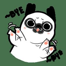 A PUG LIFE sticker #6794842
