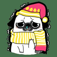 A PUG LIFE sticker #6794844