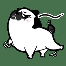 A PUG LIFE sticker #6794845