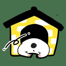 A PUG LIFE sticker #6794846