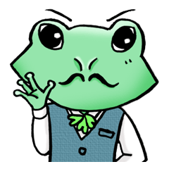 Dandy Frog