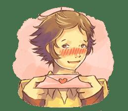 Sweet First Love sticker #6797102