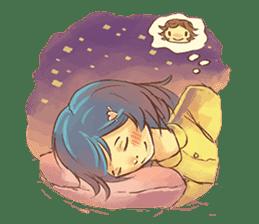 Sweet First Love sticker #6797115