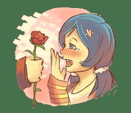 Sweet First Love sticker #6797118