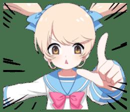 Furious Bambam-chan en sticker #6803998
