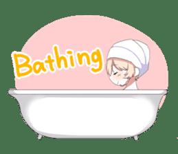 Furious Bambam-chan en sticker #6804007