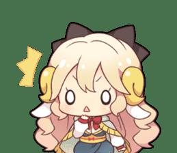 Nadeshiko Animals sticker #6807581