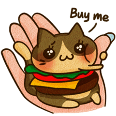 Yummy BurgerCat Vol.2