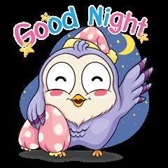 Tyno - The Cheeky Owl