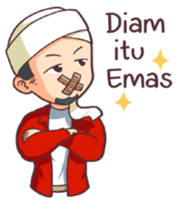 Aa Bim The Happy Moslem By Saifulisme