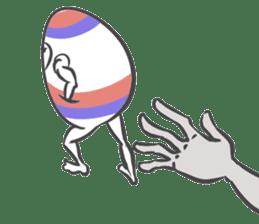 Eggroid family sticker #6828681